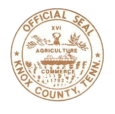 Seal of Knox County, Tennessee