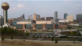 The City of Knoxville, Tennessee