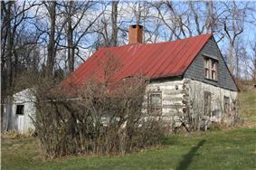Knurr Log House