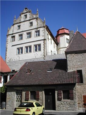 Kochendorf castle