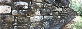 Kohunlich Wall.JPG