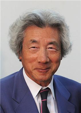 Junichiro Koizumi in 2010