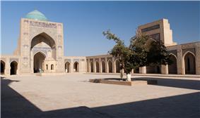 Kok-Gumbaz mosque in Qarshi
