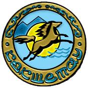 Official seal of Kokshetau