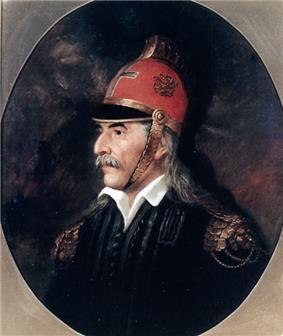 Theodoros Kolokotronis portrait
