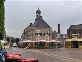 Almelo city centre