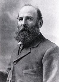 B&W Portrait of General Koos De La Rey