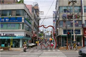 Downtown Anseong
