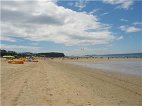 Daecheon Beach