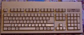 Modern 106-key Windows keyboard