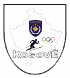 Olympic Committee of Kosovo logo