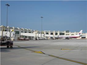 Kota Bharu Airport Apron View.jpg