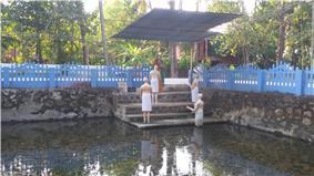 Paravur Kottakkavu Pond