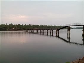 Kottappuram bridge