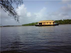 Kottappuram Houseboat
