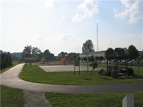 B.F. Crager Park in Flatwoods.