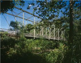 Bridge in Washington Township