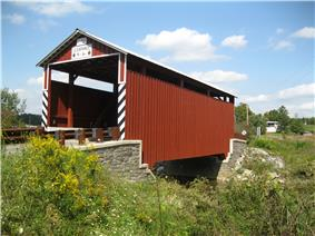 Kramer Covered Bridge No. 113