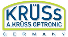 Logo of A.Krüss Optronic GmbH