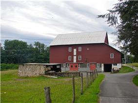 Andrew Wyeth Studio and Kuerner Farm