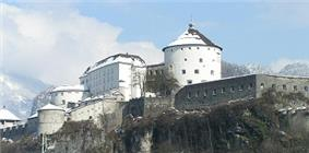 Kufstein fortress held out for a month.