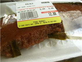A package of kulolo