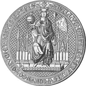 King Magnus Eriksson's seal