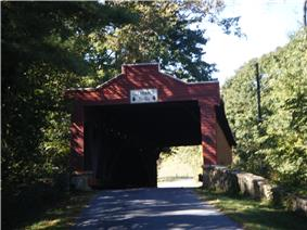 Kutz's Mill Bridge