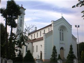 Eucharistic Saviour Church