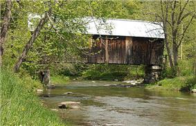 Larkin Covered Bridge