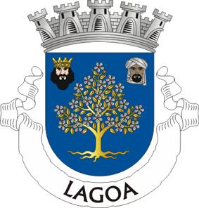 Coat of arms of Lagoa