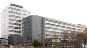 The James Parsons Building at LJMU's City Campus