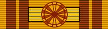 Grand Cross Ribbon bar