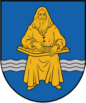 Coat of arms of Burtnieki Municipality