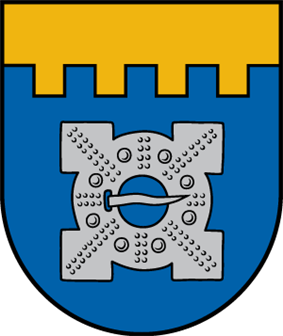 Coat of arms of Dobele Municipality