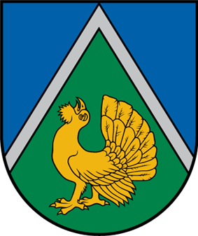 Coat of arms of Dundaga Municipality