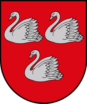 Coat of arms of Gulbene Municipality