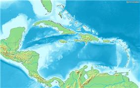 Milwaukee Deep is located in Caribbean