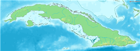 Escambray Mountains is located in Cuba