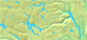 Regional map.