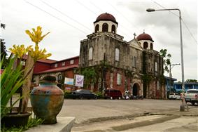 Our Lady of Peace and Good Voyage Catholic Church