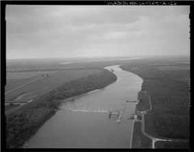 La Grange Lock and Dam Historic District