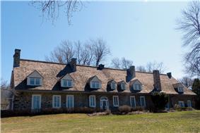Front of Trestler House