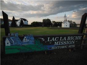 Notre Dame des Victoires / Lac La Biche Mission National Historic Site of Canada