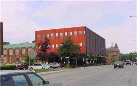 Lackawanna's City Hall