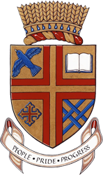 Coat of arms of Lacombe