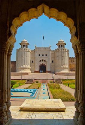 Shahi Qila, Baadshahi Qila, Lahore Fort.