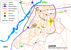 Minar-e-Pakistan is located in Lahore
