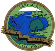 Official seal of Lake Mary, Florida