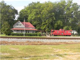 Lake Railroad Station
